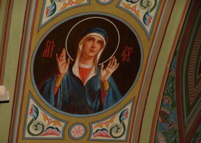 Роспись Казанско-Богородицкой церкви